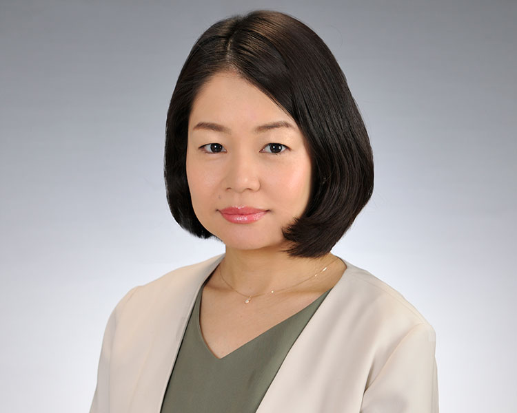 Office Manager Satoko Amano